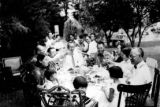 Family picnic, 21 members. Y.H. Chung