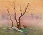 Card designed by Tyrus Wong