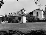 Exterior of Browning Hall, Scripps College