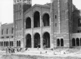 Royce Hall, U.C.L.A. campus, view 17