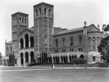 Exterior view of Royce Hall, view 2