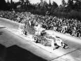 1935 Tournament of Roses Parade float
