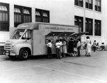 Los Angeles Public Library Traveling Branch Bookmobile