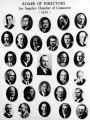 Board of Directors of the L.A. Chamber of Commerce, 1935