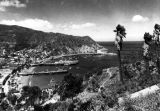 Panoramic view of Avalon Bay