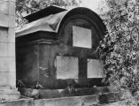 Pico tomb at Old Calvary Cemetery