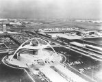 Aerial view, Los Angeles International Airport
