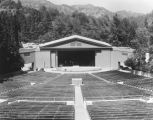 Stage reconstruction, Greek Theatre