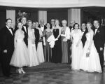 Group photo, Mrs. Donald Ross Silver Ball