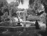 San Juan Capistrano, Garden of the Padres