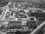Slauson Avenue, State Street and Belgrave Avenue, Huntington Park, looking south