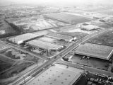 Garfield Avenue and Flotilla Street, Central Manufacturing District, looking southeast