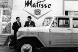 Carl Matisse signs Toyota franchise