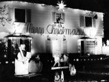 'Merry Christmas' wished at 15 Toluca Estates Dr., Toluca Lake