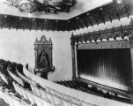 Auditorium interior, Hollywood Playhouse
