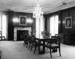 Wrigley residence, formal dining room