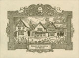 Ex Libris Edward J. and Ella Gaffney Bouen