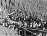 Colorado river Aqueduct main line completion ceremony west portal tunnel