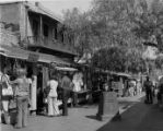 Stalls by Sepulveda House