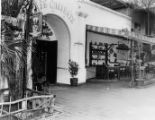 "Photograph of the ""Official Cafe Olvera Street"" Cafe Caliente"