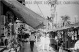 Postcard of Olvera Street