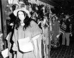 Las Posadas procession through Olvera Street