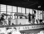 Building the Rose Parade Float