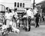 Blessing of the Animals procession