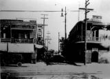 East side of Alameda Street, corner of Marchessault Street, right side is Tuey Far Low.