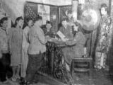 Los Angeles Chinese Aid Bond Drive. Enlisting thier aid in the Third War Loan Drive, Chinese...