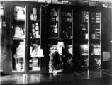 Interior view of Pow Hing Co., a general merchant store in Riverside