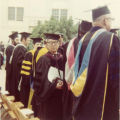 Stanley Chan's Commencement Day at Loyola University