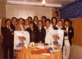 Inside a trailer just before the 1980 presidential elections, Dr. Stanley Chan and Lily Chan were...