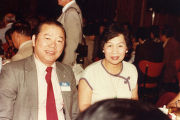 Photo of Mr. and Mrs. Lee
