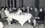 Reception dinner for Lily Chan (founding president of N.L.M. Association of Los Angeles)