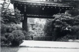 View of an entrance to a garden (Spencer Chan Family)