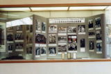 Photo of the Los Angeles Chinese American Veterans of WWII display panel created in 1995.