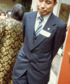 Close up of Consul General Chang B. Nam at Steven House, UCLA
