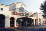 Exterior of Ranch 99 Market in the San Gabriel Square