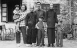 Family photo including Susan Quan, Chai Yip Quan, Steve Mar's great-grandmother, Show Fung Quan's...