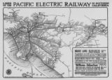 Lines of the Pacific Electric Railway in Southern California, 1912
