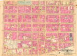 Baist's real estate atlas of surveys of Los Angeles, California, 1921