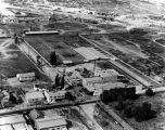 Sinclair's L. A. Packing Co., aerial