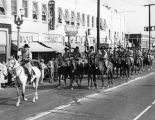 Men on horses, Wilmington parade