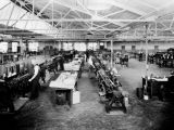L.A. Knitting Co.'s factory, view 2