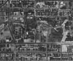 Third & Vermont Avenues, aerial view