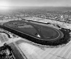 Hollywood Park aerial