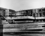 Construction of the L.A. County Museum of Art