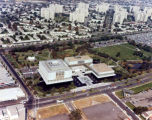 L.A. County Museum of Art, aerial view