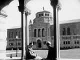 Campus buildings, U.C.L.A., view 12